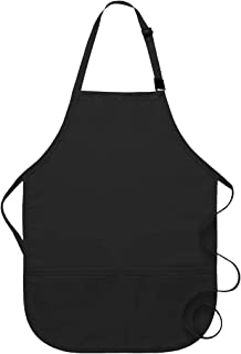 product image for DayStar Apparel 252XL Extra Large Break-Away Two Pocket Child Bib Apron