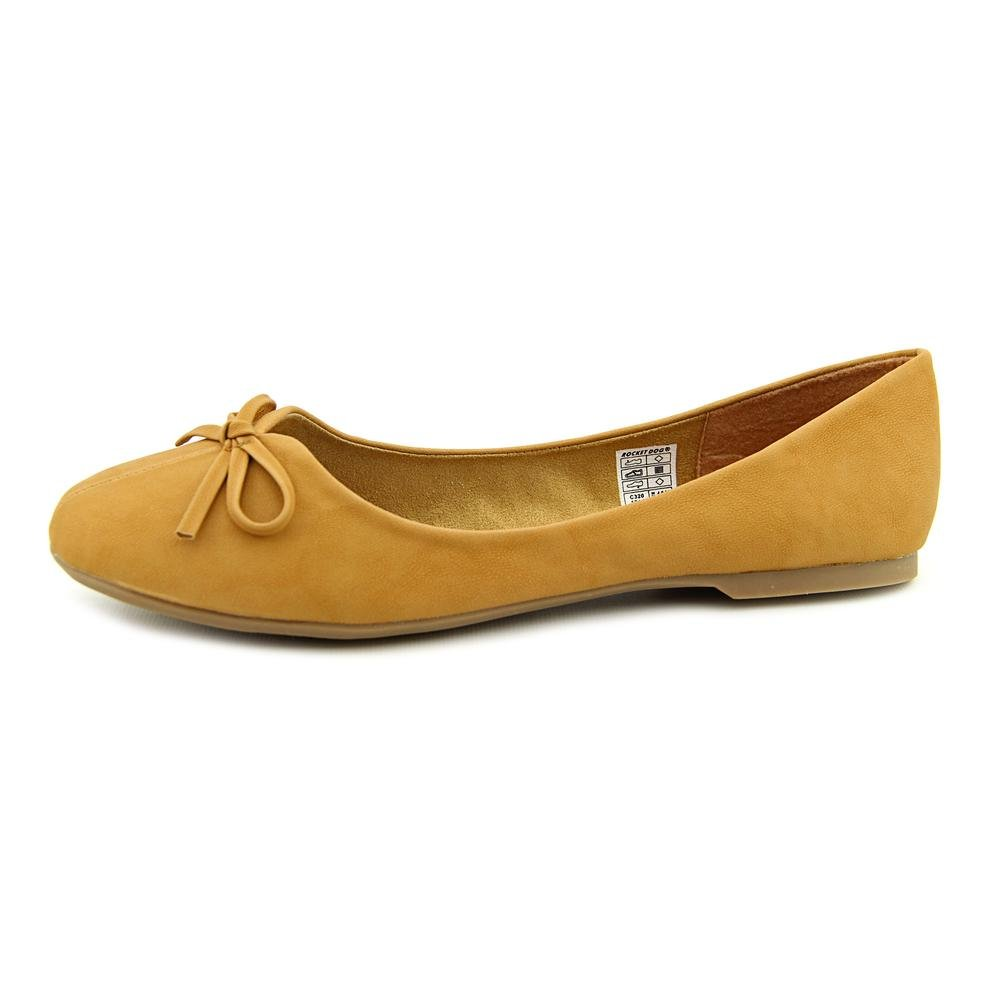 Rocket Dog Treasure Womens B(M) Ballet Flats B00PDEB37M 7 B(M) Womens US|Natural 31e369