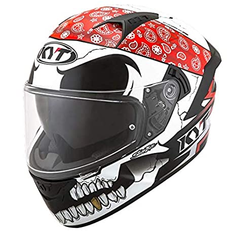 Amazon.es: KYT casco nf-r Pirate - L