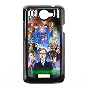 Doctor-Who HTC One X Cell Phone Case Black Dxnhl