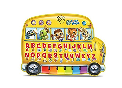 [LeapFrog Touch Magic Learning Bus] (Animals That Start With The Letter A)