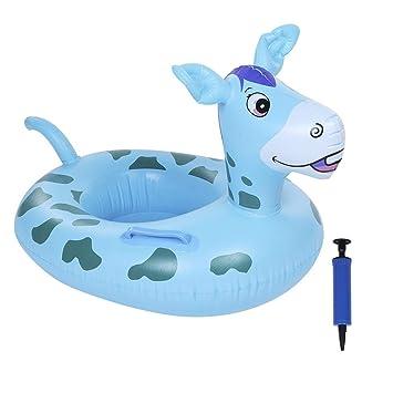 Amazon.com: Flotador de natación para bebé, flotador de ...