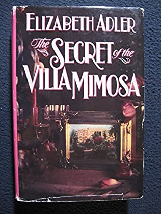 book cover of The Secret of the Villa Mimosa