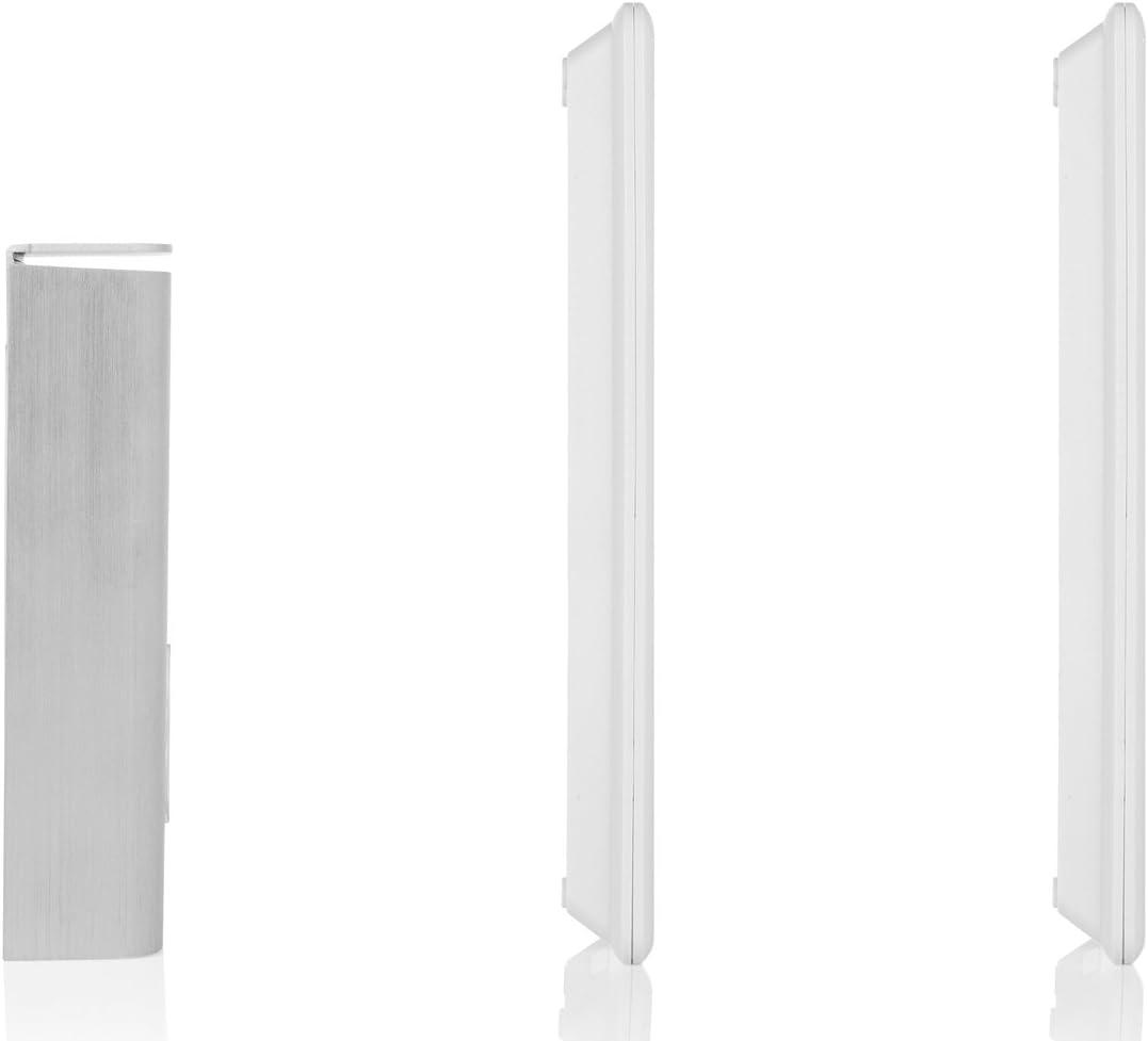Zweiparteien T/ürsprechanlage mit elektrischem T/ür/öffner f/ür weit/öffnende T/üren links // rechts Set