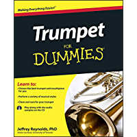 Trumpet For Dummies book cover