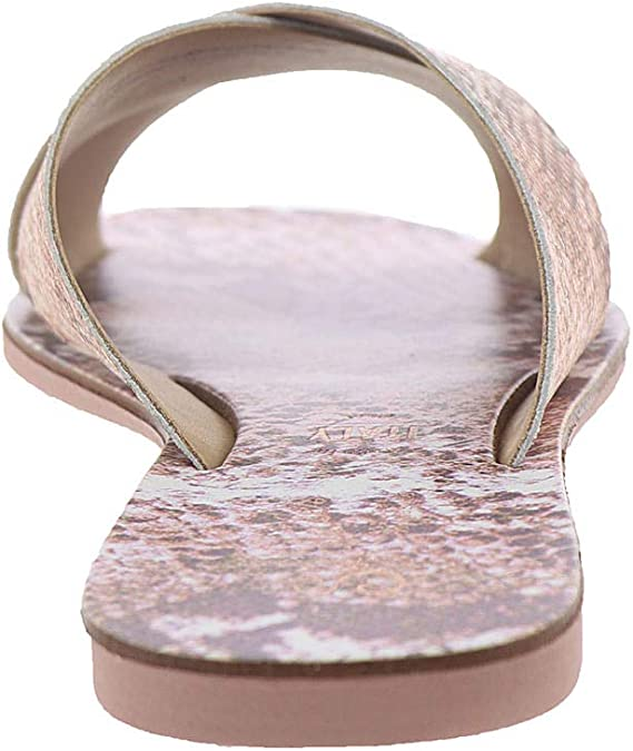 Seychelles Total Relaxation Sandales pour Femme, Rose (Rose