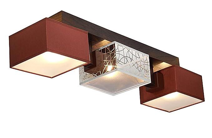 Lámpara de techo - WeRo Diseño barsa de 014d - Lámpara de ...