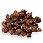 EcoTreats Dog Treats. Slow-Roasted 100% Beef Lung Tips. Healthiest Product Your Dog Will LOVE! Natural, Grain Free Dog Treats, Made in the USA. Great Training Reward! 8 oz.