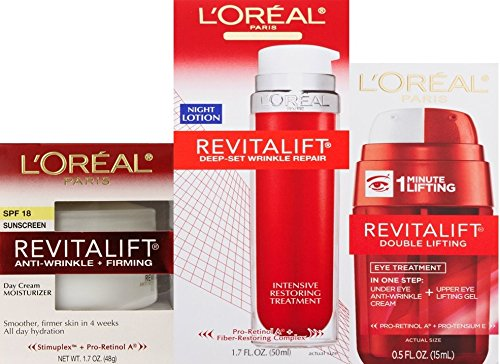 Revitalift Anti wrinkle Firming Deep set Wrinkle