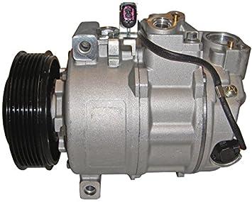 BEHR HELLA SERVICE 8FK 351 316-851 Compresor, aire acondicionado: Amazon.es: Coche y moto