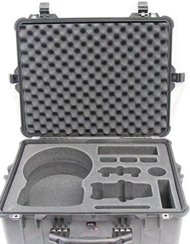 Cobra Foam Inserts and Cases Pelican Case 1600 - Funda de Espuma para Gafas dji y Drone Mavic (Sólo Espuma de Vinilo): Amazon.es: Deportes y aire libre