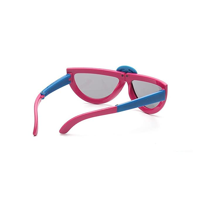 2b8adffef94b Aditya Infotm Folding Ladybug Shape Cute Sunglasses Goggles For Boys Boys(1324 2.5 Black):  Amazon.in: Clothing & Accessories