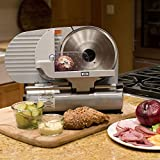 Best Meat Slicers - Weston 9 Inch Stainless Steel Electric Corded Home Review