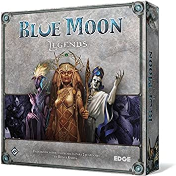 Edge Entertainment - Juego Blue Moon Legends (EDGKN23): Amazon.es ...
