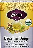 Yogi Teas Tea Breathe Deep Org3 Review