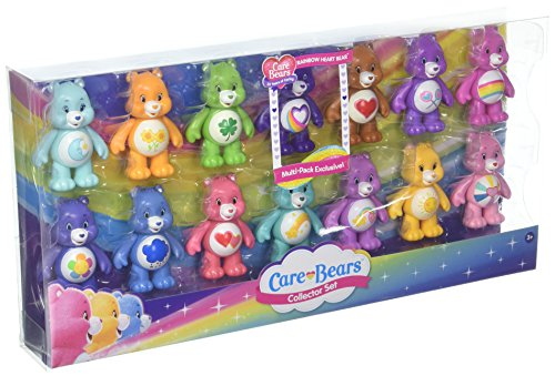 Care Bears Set - Just Play Care Bears Collector Set- figures Toy Figure