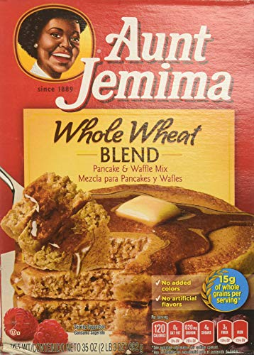(Aunt Jemima Pancake Mix Whole Wheat (3)