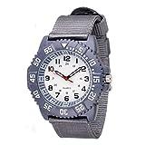 Wolfteeth Youth Watch Sport Military Water Resistant Analog Quartz Nylon Band Teenager Boy Wrist Watch 3017