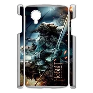Google Nexus 5 Phone Case White The Hobbit DY7709689