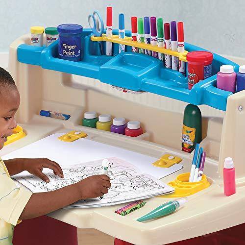 Step2 Deluxe Art Master Kids Desk Buy Online In Uae