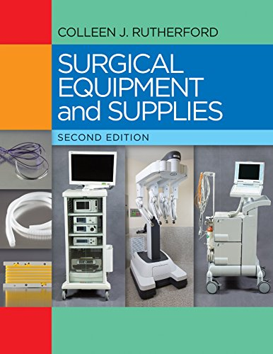 Surgical Equipment and Supplies by Colleen J. Rutherford RN MSN