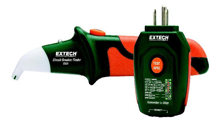 House Circuit Tester : Amazon extech cb circuit breaker finder home