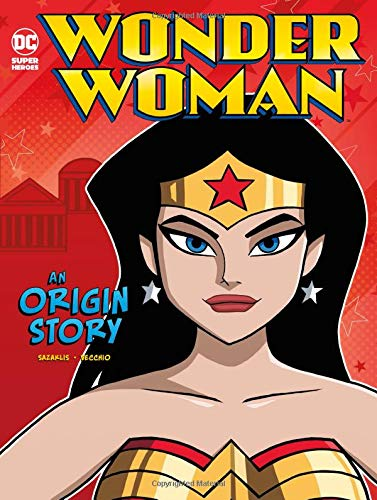 Wonder Woman: An Origin Story (DC Super Heroes Origins) ()