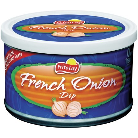 Frito Lay Dip, French Onion, 8.5 oz, (pack of 3)