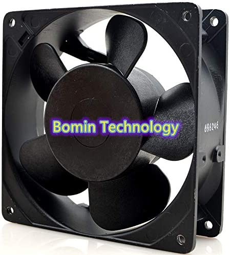 Bomin Technology for NMB 4715MS-12T-B20 115V 7W 12CM Aluminum Frame Cooling Fan