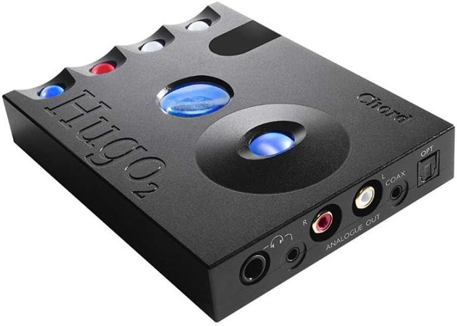 Chord Hugo 2 Transportable DAC Headphone Amplifier Black