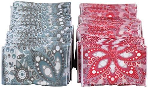 Amazon.com: Cartera de pañuelos faciales, tamaño de 3 capas ...
