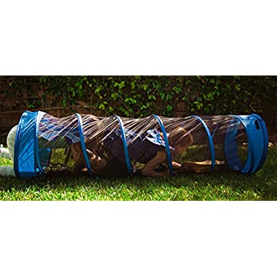 Pacific Play Tents 20406 Kids The Fun Tube 6-Foot Crawl Play Tunnel, 6' X 19