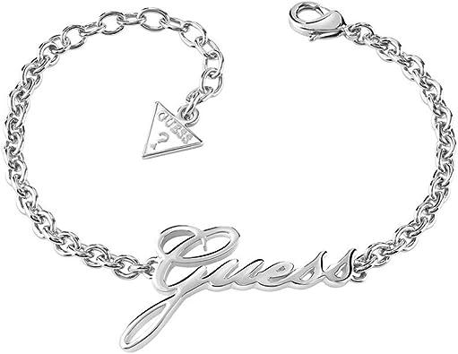 Guess Bracelet métal argenté (UBB82066)