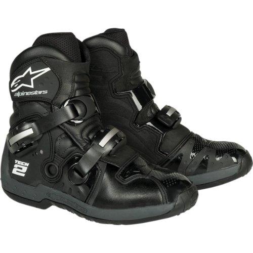 Alpinestars Tech 2 Boots-Black-6