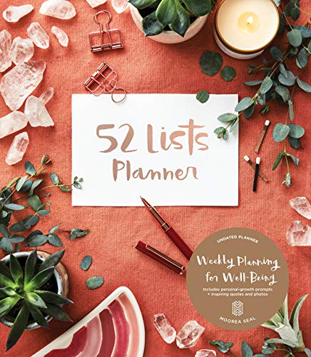 (52 Lists Planner)