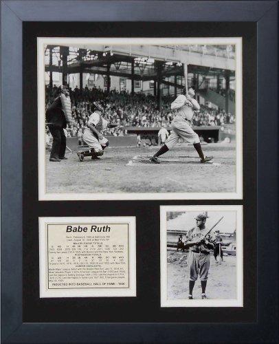 Babe Framed Ruth (Legends Never Die