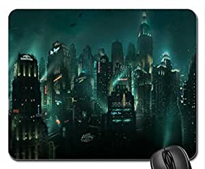 Bioshock Rapture City Mouse Pad, Mousepad (10.2 x 8.3 x 0.12 inches)