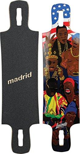 Madrid Maniac Drop Thru Longboard 39,25 x 9,75 maniac