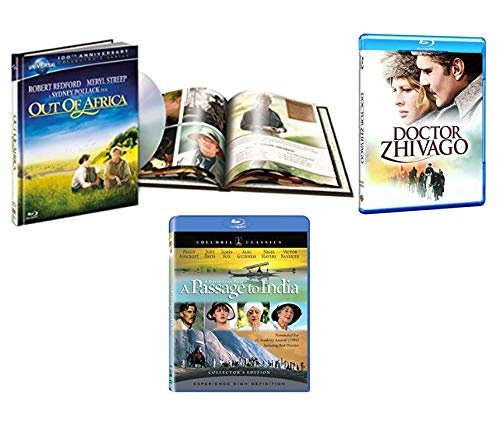 Drama Classics Blu-ray Collection: Doctor Zhivago / Out of Africa / Passage to India [Bluray] ()