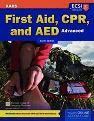 First Aid, CPR and AED Advanced