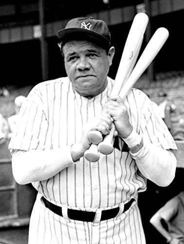 Babe Ruth Photograph (Babe Ruth 8x10 Photo)