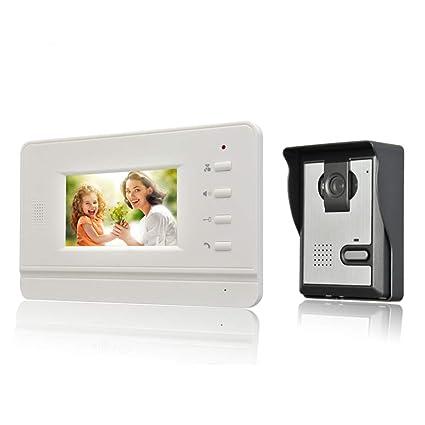 Nudito Kit Videoportero Universal 4,3