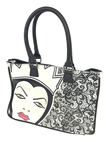 Disney Parks Shanghai Resort Snow White Evil Queen Purse Handbag Tote Bag