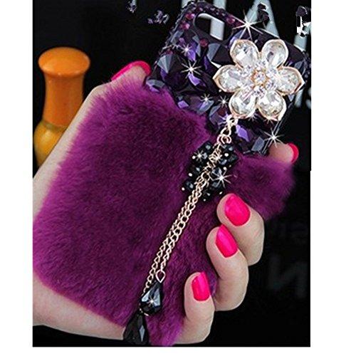 EVTECH (TM) 3D Bling diamant Hot cristal cristal Rhinestone protection arrière Case Cas pour iphone 5,iphone 5s Coque Housse Etui