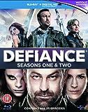 Defiance (Seasons 1 & 2) - 7-Disc Box Set ( Defiance - Seasons One and Two (25 Episodes) ) (+ UV Copy) [ Blu-Ray, Reg.A/B/C Import - United Kingdom ]
