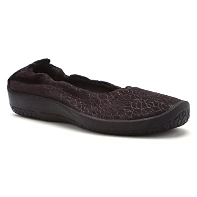 Arcopedico 4111 Shoes Vegan Womens L2 Blk 01 44rqpgwx