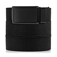 Amazon.com deals on SlideBelts Men's Canvas Belt