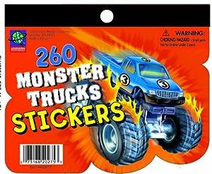 Amazon Com Eureka Learning Playground Monster Trucks Fun Size