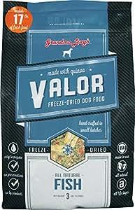 VALOR FISH & Quinoa  Gluten-Free DOG Food – 3lb