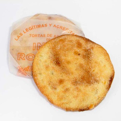 Amazon.com: Ines Rosales Tortas de Aceite Orange, 1er Pack ...